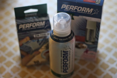 Try Biofreeze Perform to soothe sore and aching muscles