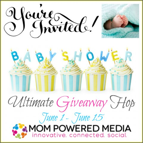 Bloggers Wanted: Ultimate Baby Shower Giveaway Hop